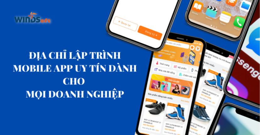 lap trinh app mobile 1