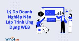 lập trình ứng dụng cho web