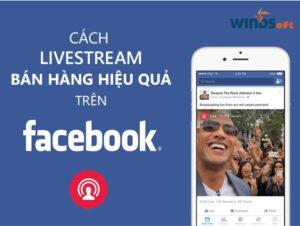 ban hang livestream